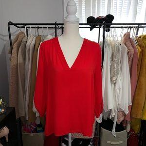 Express blouse medium